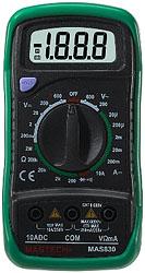 цифровой мультиметр MAS830