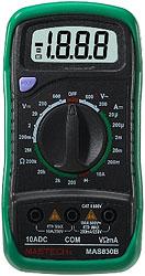 цифровой мультиметр MAS830B