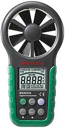 цифровой анемометр MS6252A