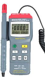 цифровой измеритель температуры и влажности MS6503