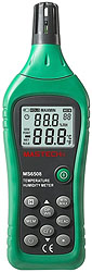 цифровой измеритель температуры и влажности MS6508