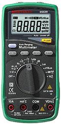 мультиметр MS8209