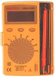 карманный мультиметр-книжка MS8216