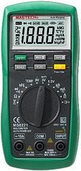 мультиметр с автодиапазоном MS8221