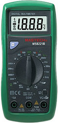 цифровой мультиметр MS8221B