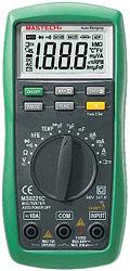 мультиметр с автодиапазоном MS8221C