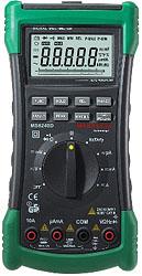 мультиметр с автодиапазоном MS8240D