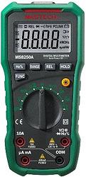 цифровой мультиметр MS8250A