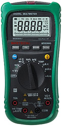 цифровой мультиметр MS8260G